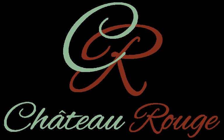 Maison d'hôtes à Carpentras  Château Rouge-logo