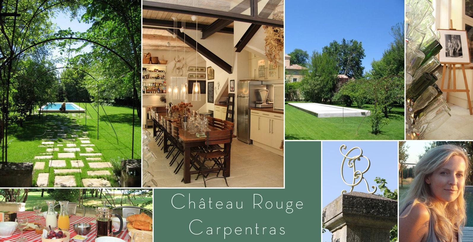 Location d'une maison d'hôtes à Carpentras02